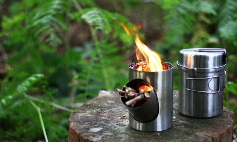 Portable Rocket Stoves